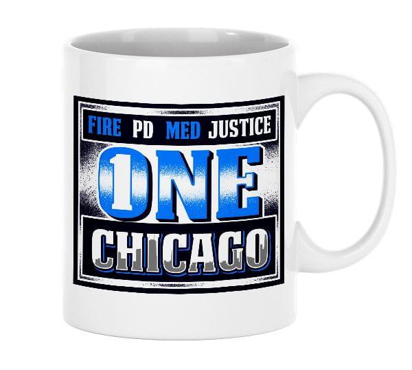 One Chicago - Tasse aus Keramik (330ml)