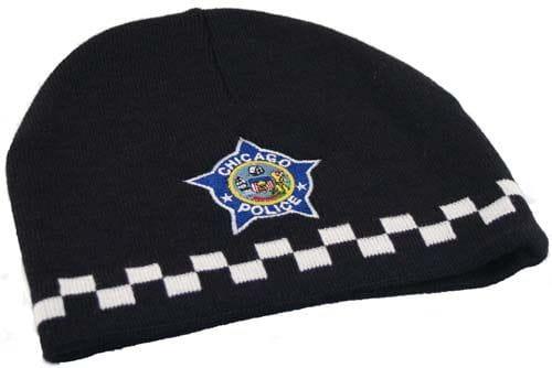 Chicago Police Dept. winter cap
