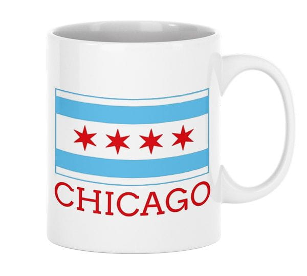 Chicago - Tasse aus Keramik (330ml)