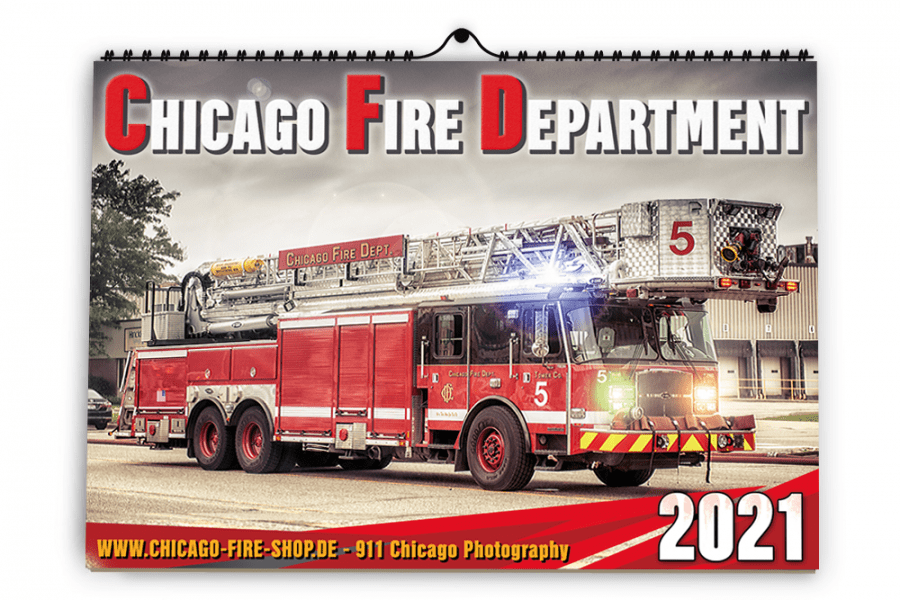 Chicago Fire Department - Calendar 2020