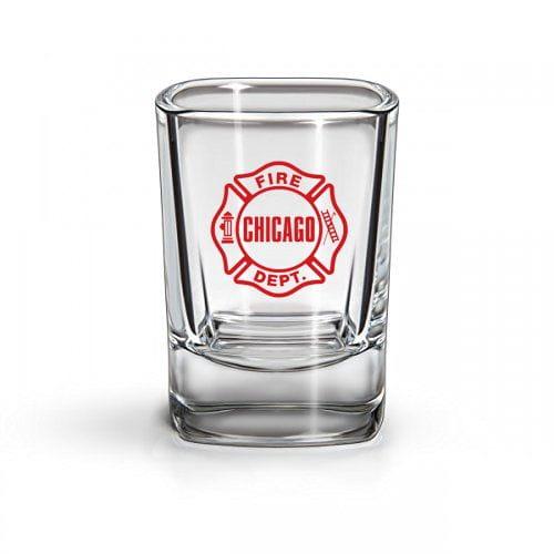 Chicago Fire Department - Shot Glass (55ml)