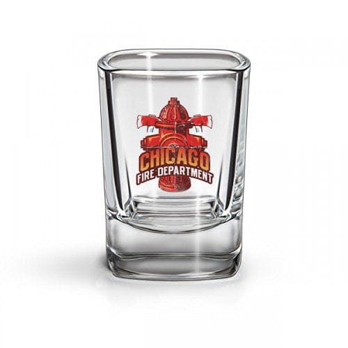 Chicago Fire Department - Shot Glass (55ml)