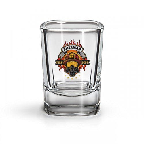 Chicago Fire Department - Schnapsglas (55ml)