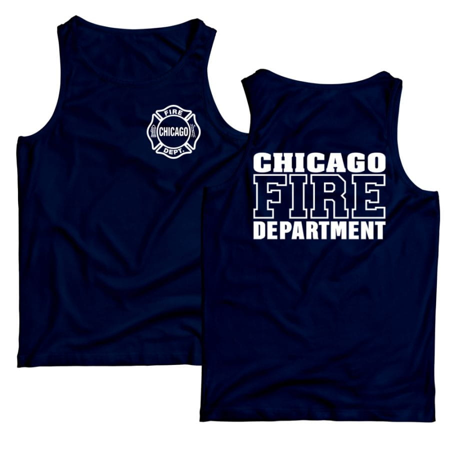 Chicago Fire Dept. - Tanktop