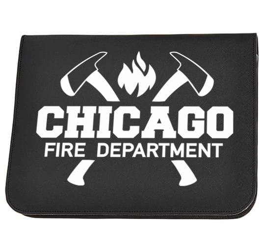 Chicago Fire Dept. - Premium Schreibmappe
