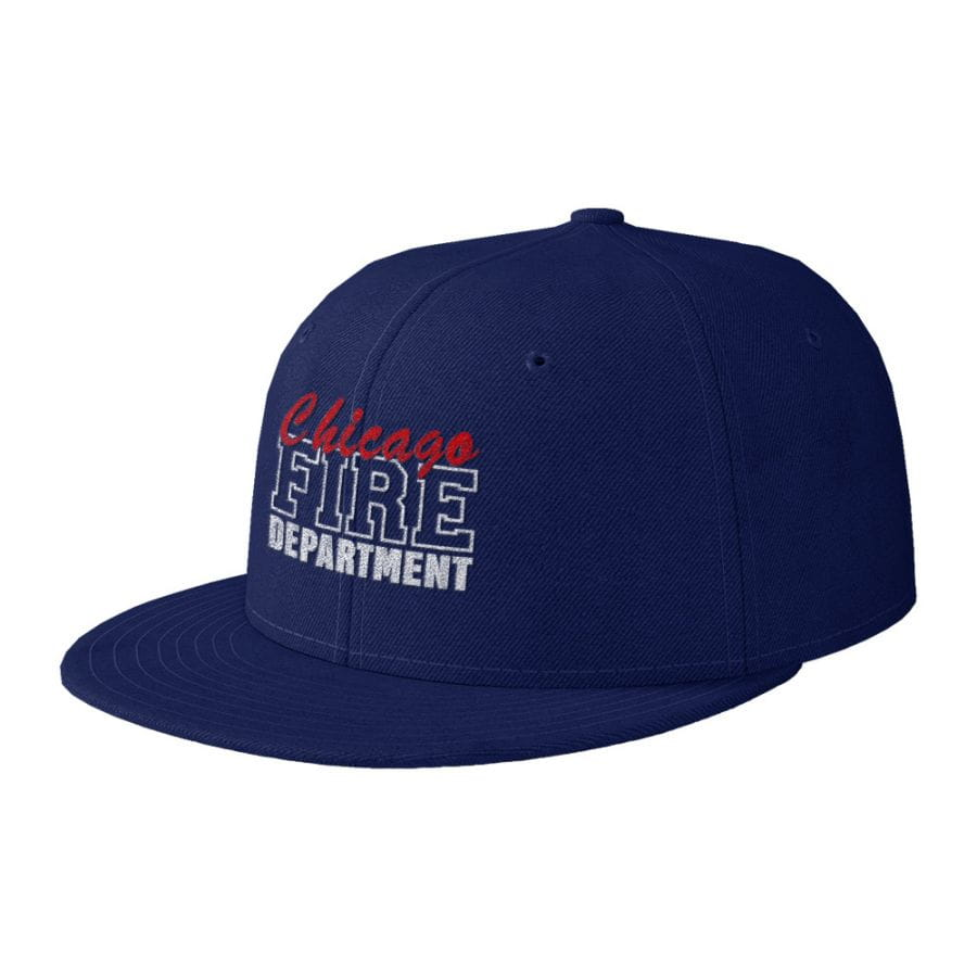 Chicago Fire Dept - Premium Snapback