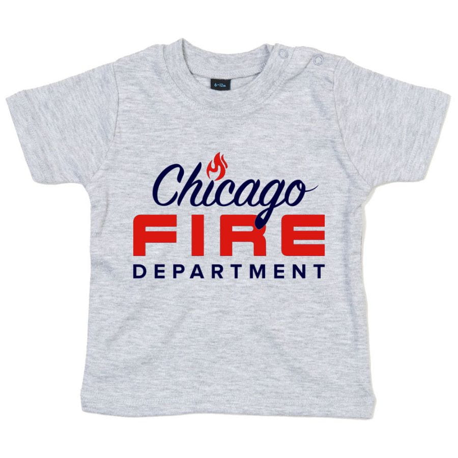 Chicago Fire Dept. - T-shirt for babies
