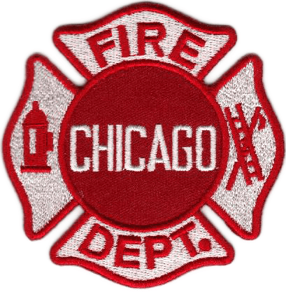 Chicago Fire Dep. Patch - Patches