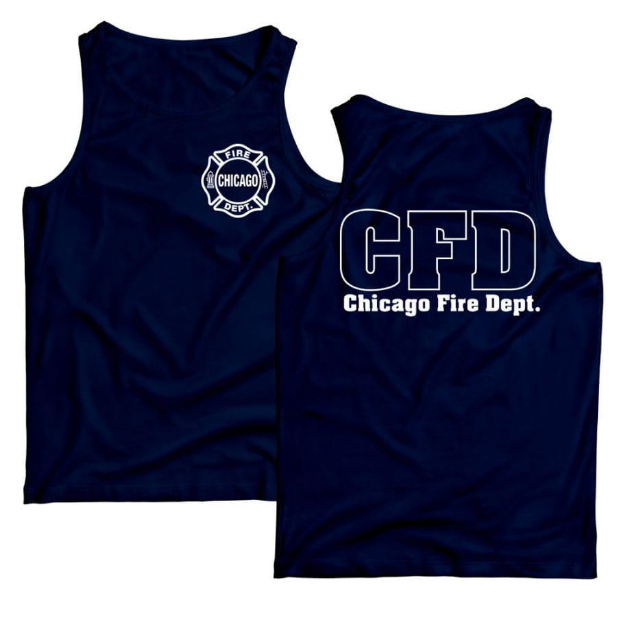 Chicago Fire Dept. - Tanktop for women