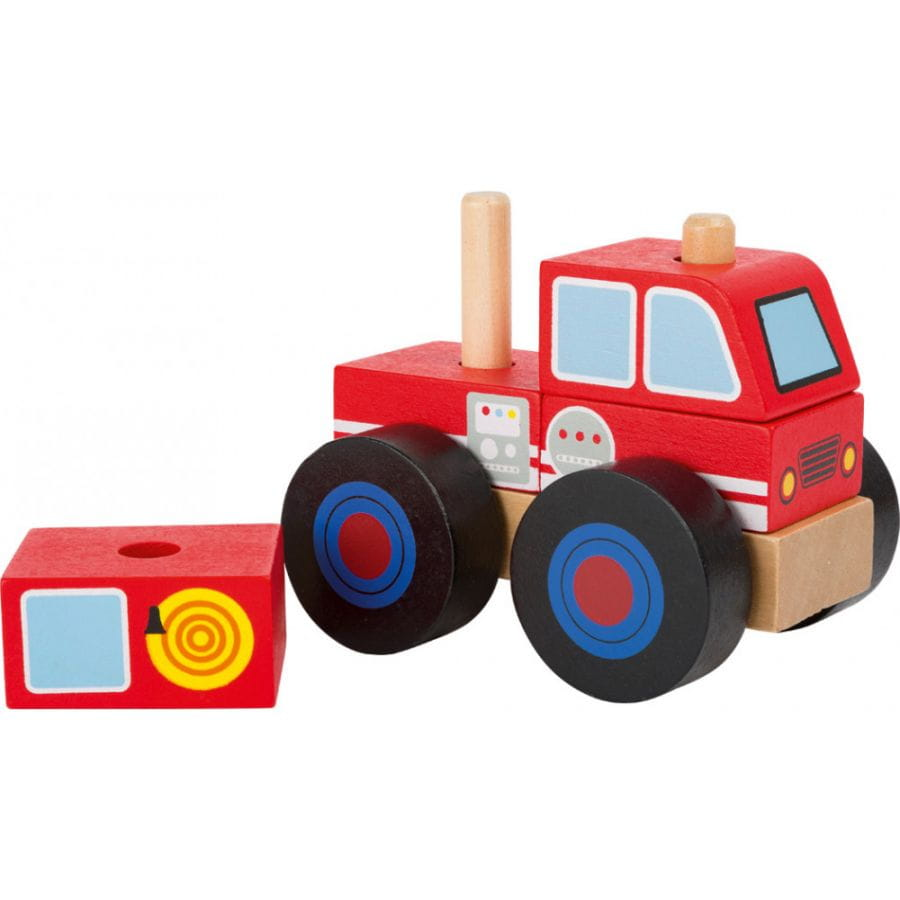 Construction vehicle fire brigade