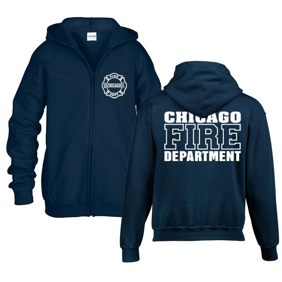 Chicago Fire Dept. - Sweat jacket for children