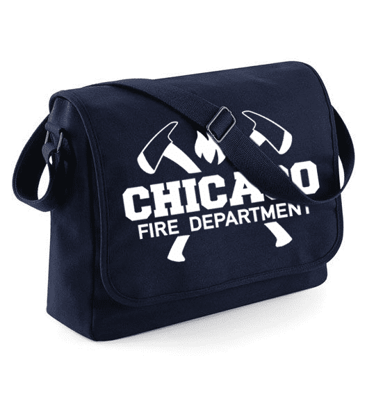 Chicago Fire Dept. - Messenger Bag