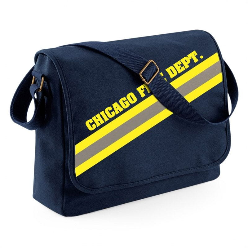 Chicago Fire Dept. - Reflex Messenger Bag