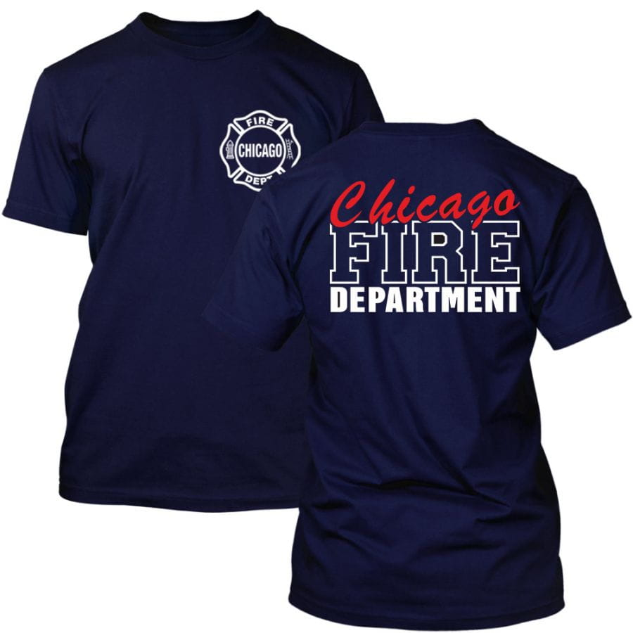 Chicago Fire Dept. - T-Shirt (Special Edition)