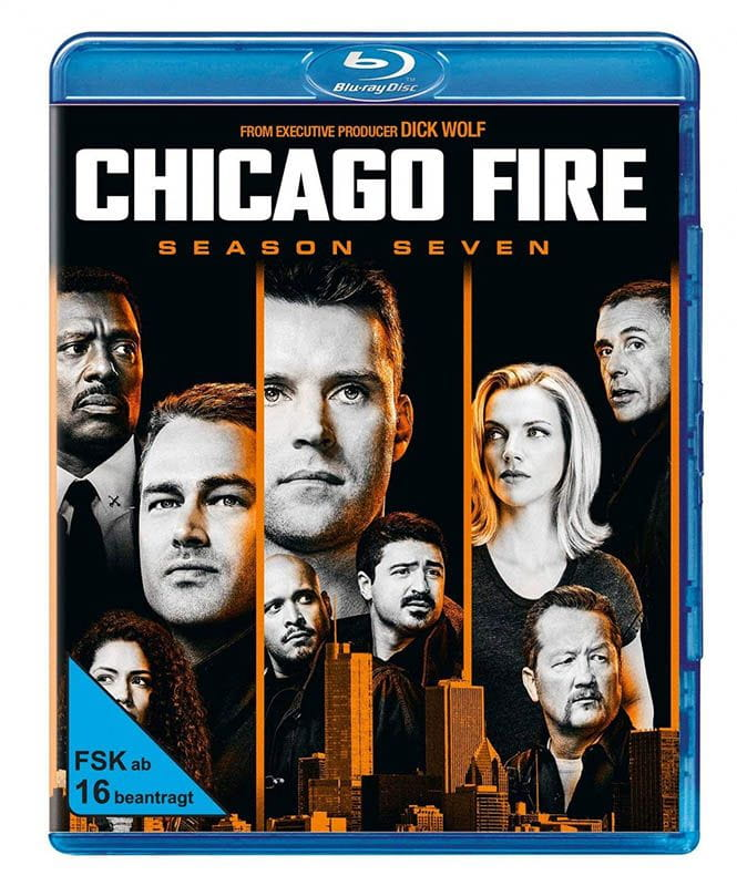 Chicago Fire - Staffel 7 (Blu-Ray)