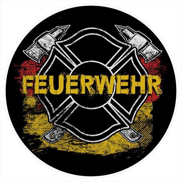 Feuerwehr Deutschland - Bierdeckel (5er Set)