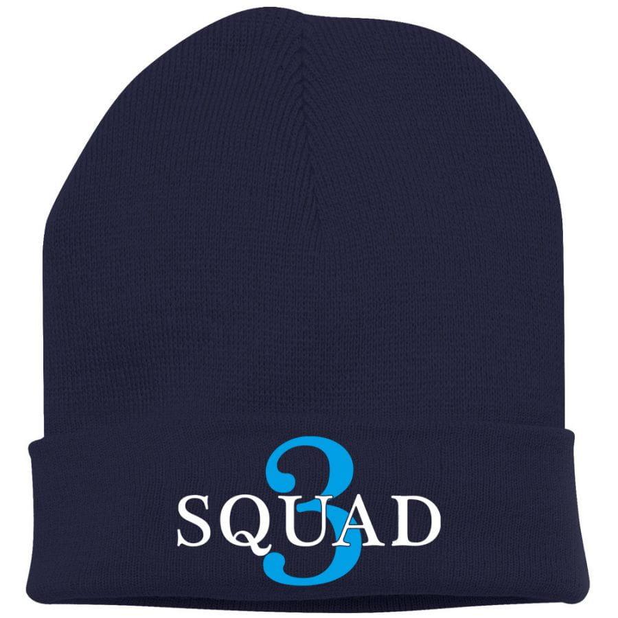 Chicago Fire Dept. - Squad 3 Winter Hat