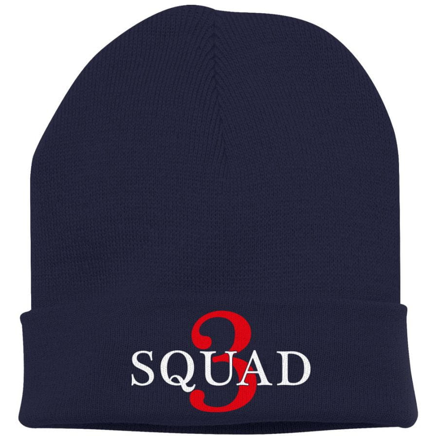 Chicago Fire Dept. - Squad 3 Winter Hat