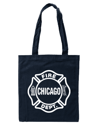 Chicago Fire Dept. - Carrying bag (38cm x 42cm)