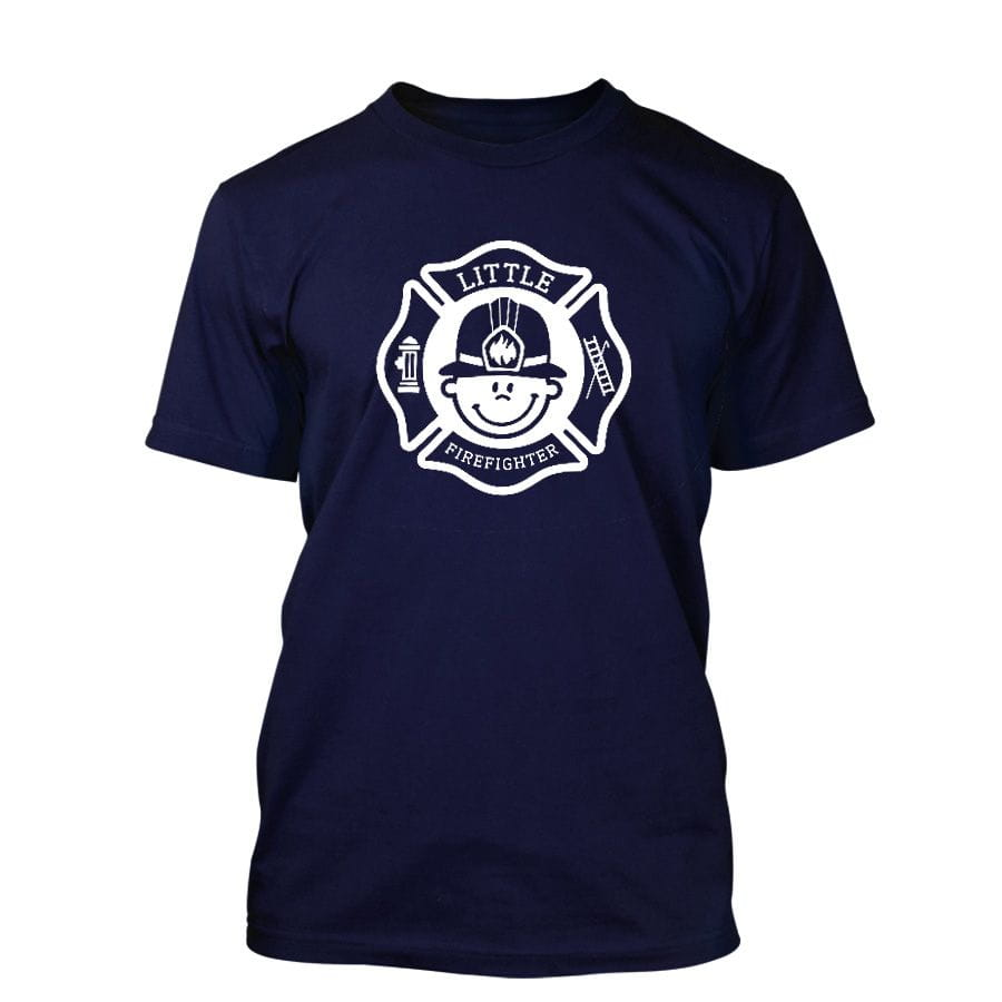 Chicago Fire Dept. - Little Firefighter T-Shirt for Kids