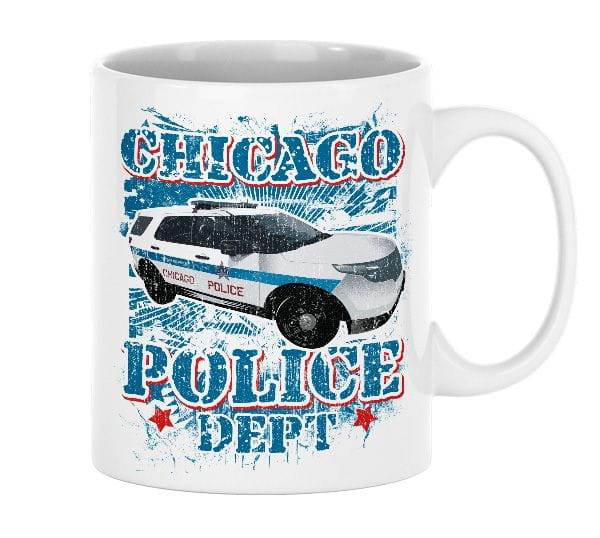 Chicago Police Department - Ceramic cup