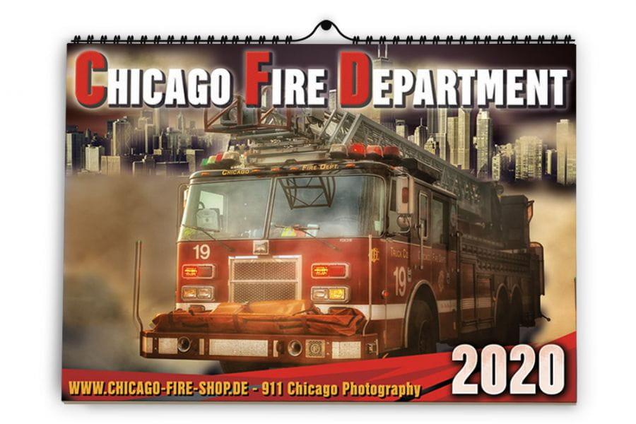 Chicago Fire Department - Calendar 2020