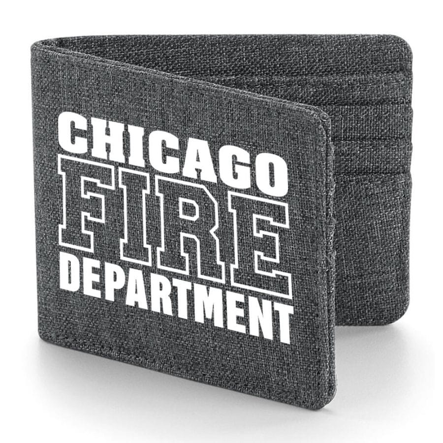 Chicago Fire Department - Geldbörse / Kartenetui