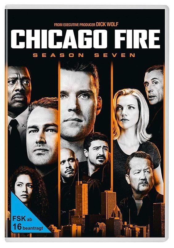 Chicago Fire - Staffel 7 (DVD)