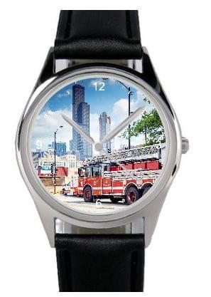 Chicago Fire Department - Wristwatch