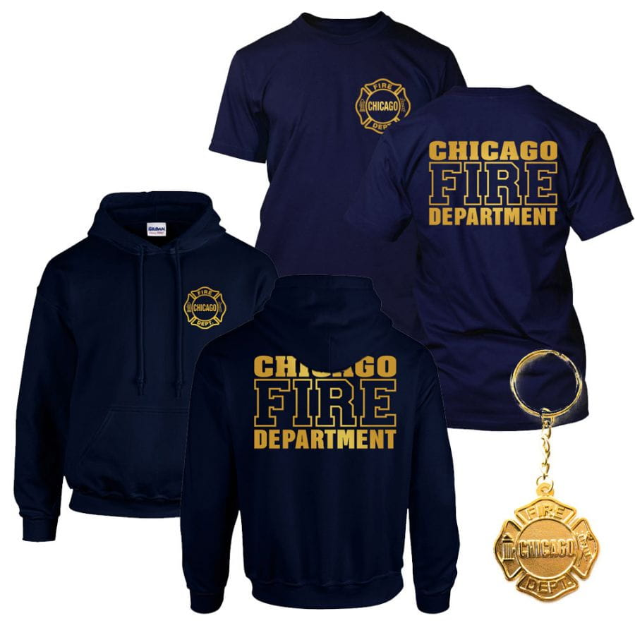 Chicago Fire Dept. - Spar Set (Gold Edition)