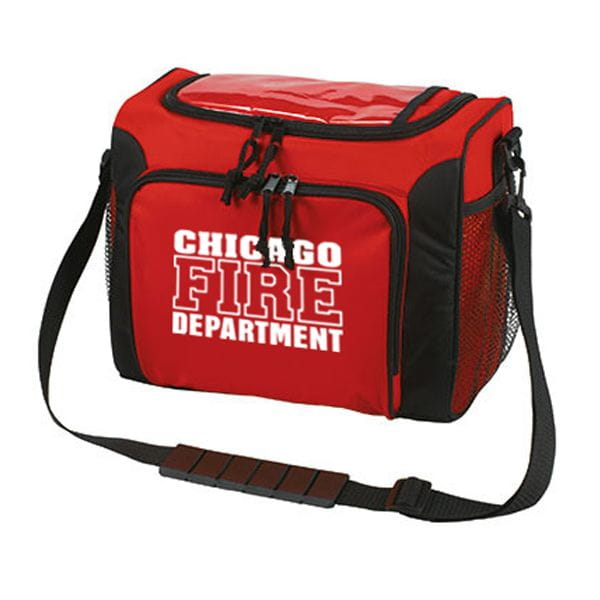 Chicago Fire Dept. - Cooling bag in red